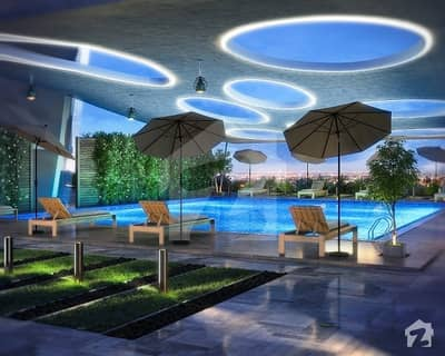 Penthouse For Sale In Gulberg Mall & Signature Living