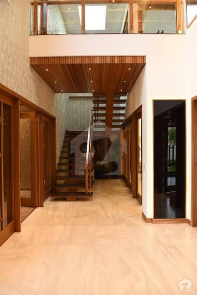 Defence GG Block Brand New Outstanding Location Bungalow For Rent In Dha Lahore