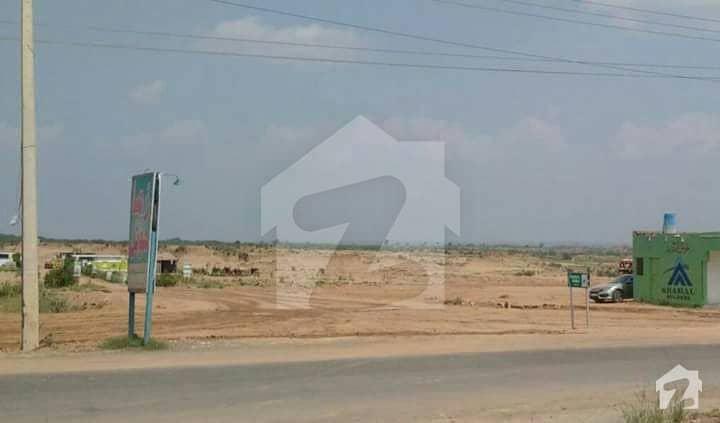 2 Kanal Farm House Land Just 15000 Par Month 1000 Sq Yd On Installment Plan  In Chakri Road