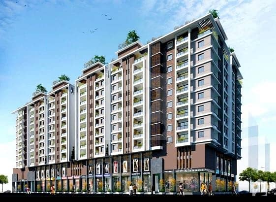 Ps Heights 4 Rooms  2 Bedrooms Apartment Com 10 Project By Punjabi Saudagaran Sector 31 At The Back Of Alazhar Garden