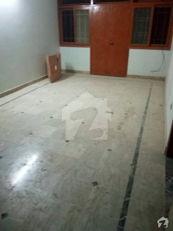 First Floor Portion Is Available For Rent