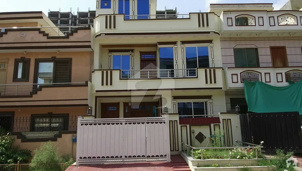 Brand New Double Storey House For Sale In G-13/1 Islamabad