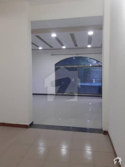 1 Kanal Lower Portion For Rent In Canal Gardens Lahore