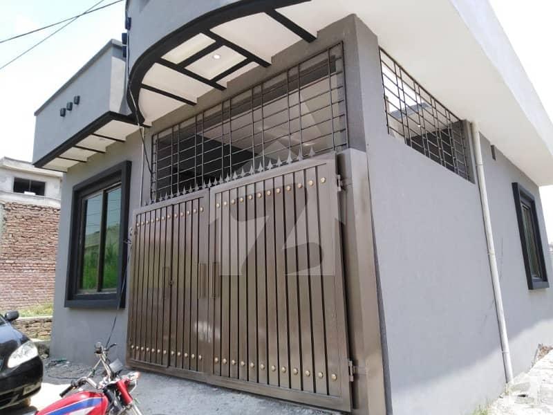 4Marla single House