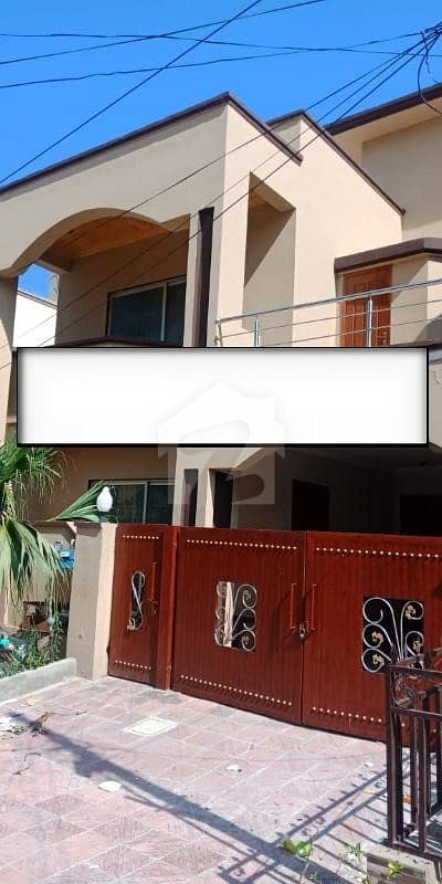 Pakistan Town Phase 1 Hill View Block 6 Marla Very Solid Used Home For Sale