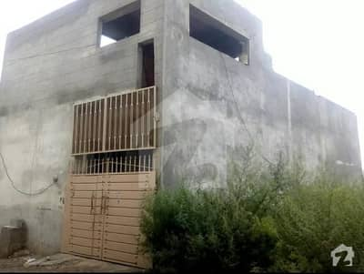 4 Marla House In H-13 Near Nust For Sale