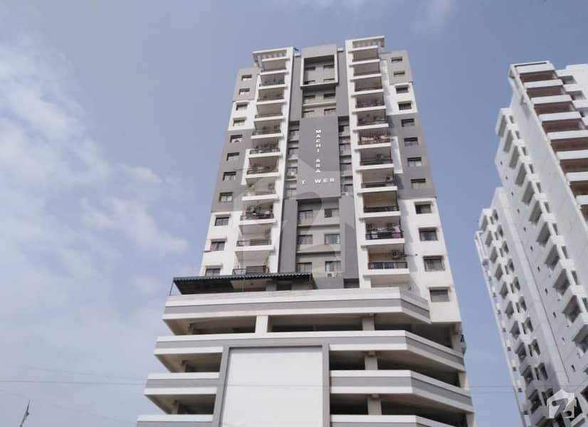 Brand New Machiyara Tower Apartment In Clifton Block 8