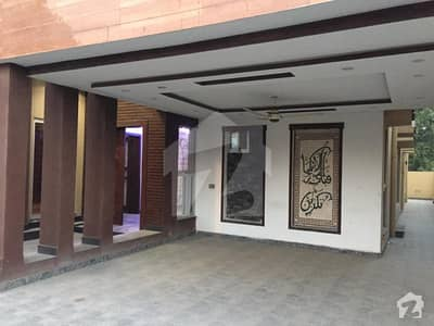 BRAND NEW 10 MARLA HOUSE FOR SALE IN GULBAHAR BLOCK SECTOR C