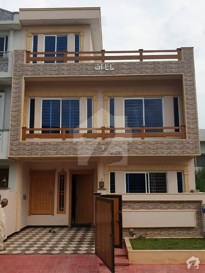 Islamabad G13 Brand New House 4 Marla Size 25x40 Available For Sale