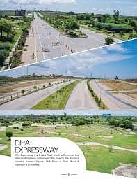 8 Marla Commercial Plot On Main 400 Feet Wide Express Highway For Sale
