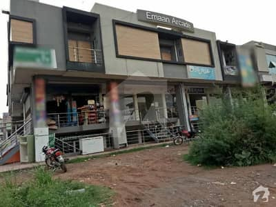 جی ۔ 13/4 جی ۔ 13 اسلام آباد میں 1 مرلہ دکان 40 لاکھ میں برائے فروخت۔