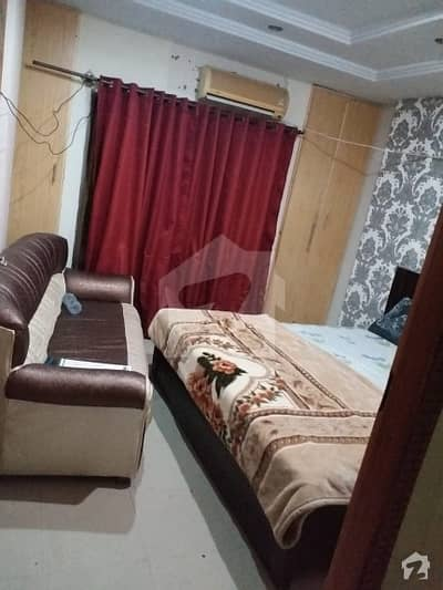 1 Bed Furnished Flat Is Available For Sale In Midway Commercial