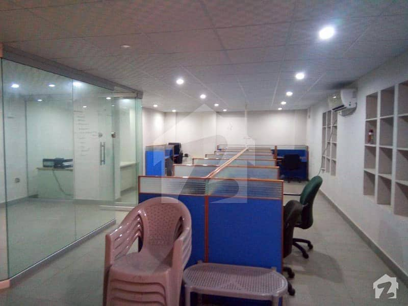 Mezzanine Floor Office At Main Khalid Bin Waleed Road