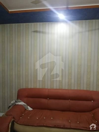 Furnished Flat Is Available For Rent - Separate Entrance
