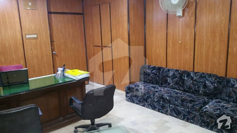 Furnished Office Is Available For Sale