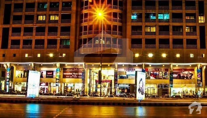 3 Side Corner  1st Floor Shop For Sale At Forum Shopping Mall Clifton Block 9