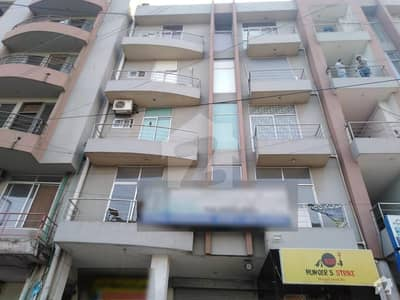 Well-Built Apartment Available At Good Location
