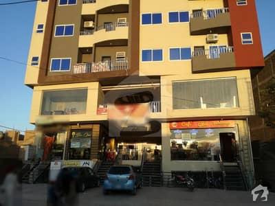 گلبرگ پشاور میں 2 کمروں کا 3 مرلہ فلیٹ 55. 5 لاکھ میں برائے فروخت۔