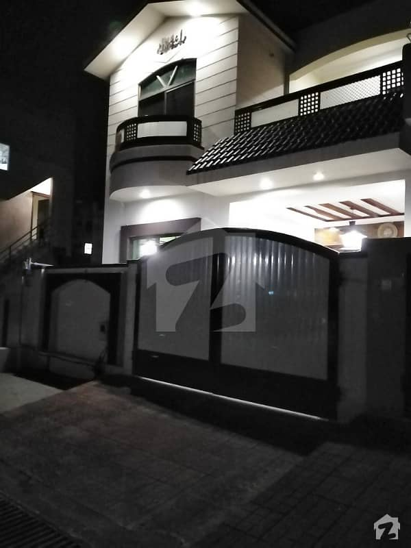 Designer House For Sale In CBR Town