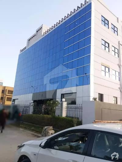 5000 Sqft Office Space For Sale In Bahria Town Main Jinnah Avenue Building