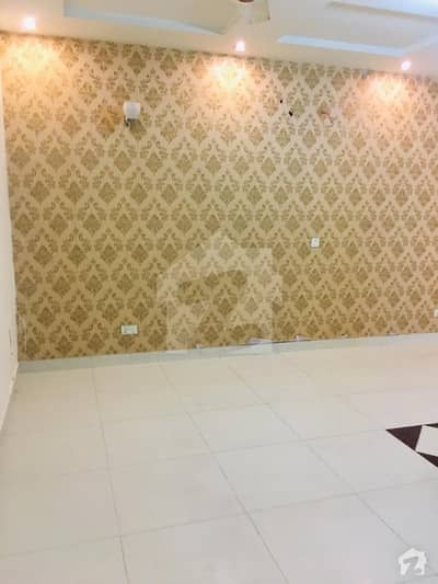 1 Kanal Brand New Upper Portion Is For Rent In Canal View Housing Society Lahore C Block