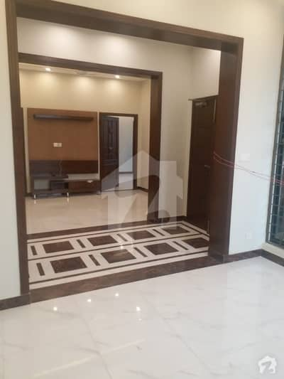 5 Marla Very Classical House For Sale At Facing Park In Lake City Lahore