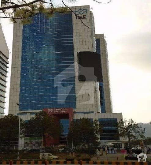 Blue Area Ise Towers Islamabad  Commercial Office For Sale