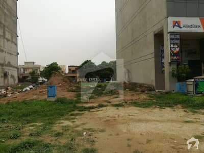 8 Marla Commercial Plot For Sale In Dha Phase 8 M Block
