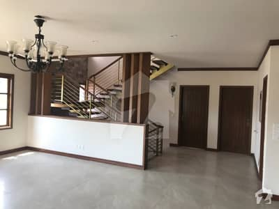 500 Sq Yards Brand New House With Basement For Sale In Dha Phase 6