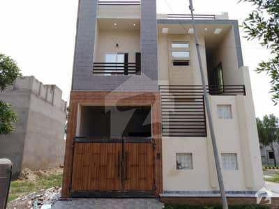 فور سِیزن ہاؤسنگ فیصل آباد میں 3 مرلہ مکان 65 لاکھ میں برائے فروخت۔