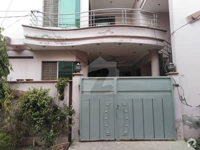 6 Marla Corner Double Story House Is Available For Rent