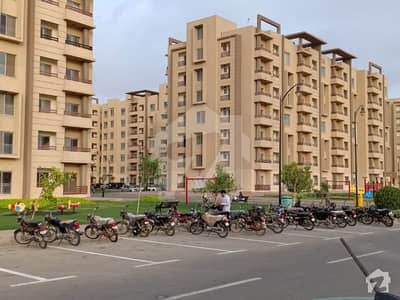 950 Sq Feet Apartment For Sale Located In  Bahria Town  Precinct 9