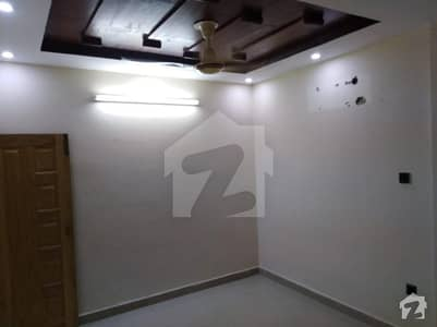 09 Police Foundation On Main Road 750 Sq Ft Brand New Flat For Sale With Gas Water Electricity For Sale