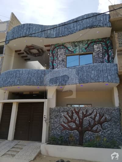 House for Sale in AF Garden KDA Leased Society