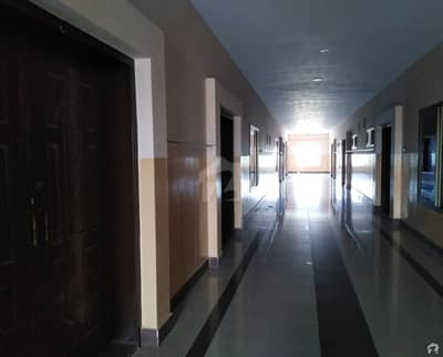 3 Marla Flat For Rent In Qureshi Arched Plaza Khushab Road