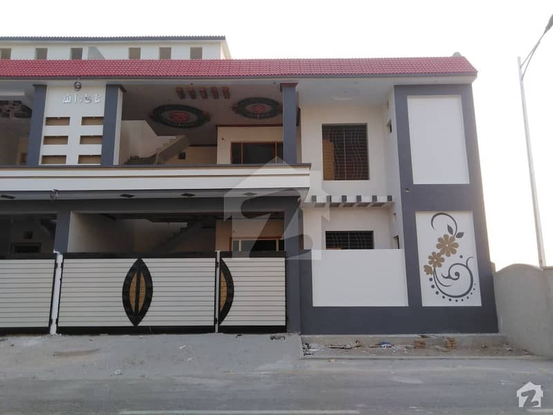 6 Marla Double Story House Is Available For Sale