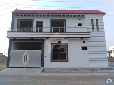 6 Marla Corner Double Story House For Sale