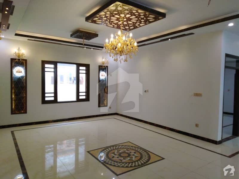 Brand New Architect Style 400 Square Yards Bungalow Is Available For Sale