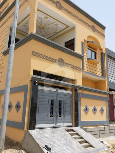 Newly Furnished House For Sale In Shahmir Residency