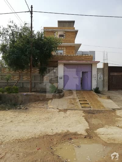 Double Storey 1000 Sq Yards House For Sale