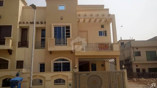 bahria town ali block brand new house for sale