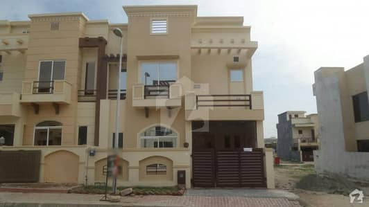 bahria town Ali block 5marla brand new house for sale