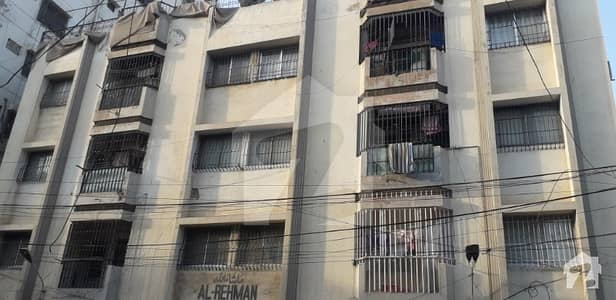 Well Maintain 2 Bed D/D Flat For Sale