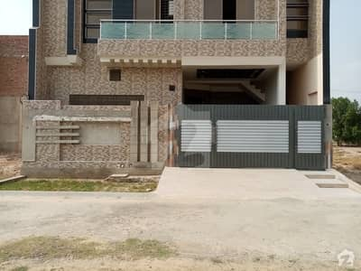 Double Story Beautiful House For Sale At Azhar Residencies Okara