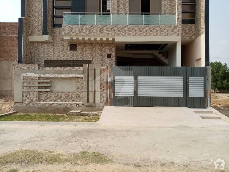 Double Story Beautiful House For Sale At Azhar Residencies Okara