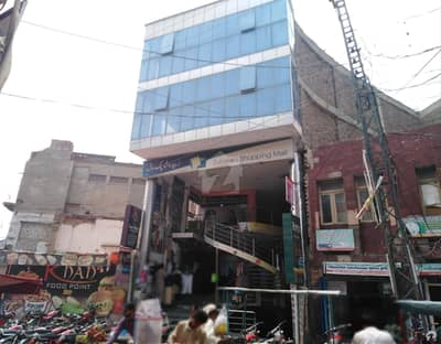 192 Square Feet Corner Shop For Sale In Zubaida Shopping Mall Goal Chowk