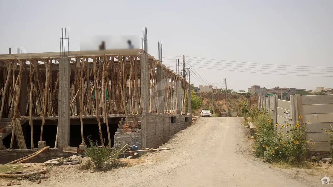 5 Marla Double Storey Constructed House For Sale