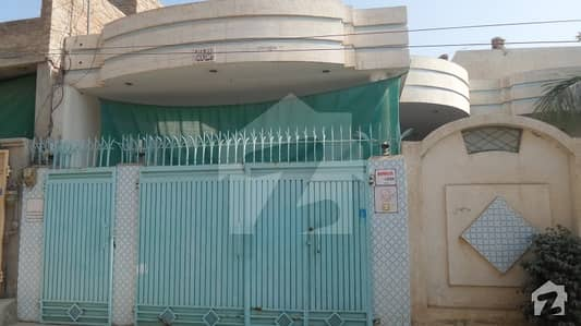11 Marla Single Storey House Here Is A Good Opportunity To Live In A Well-Built House