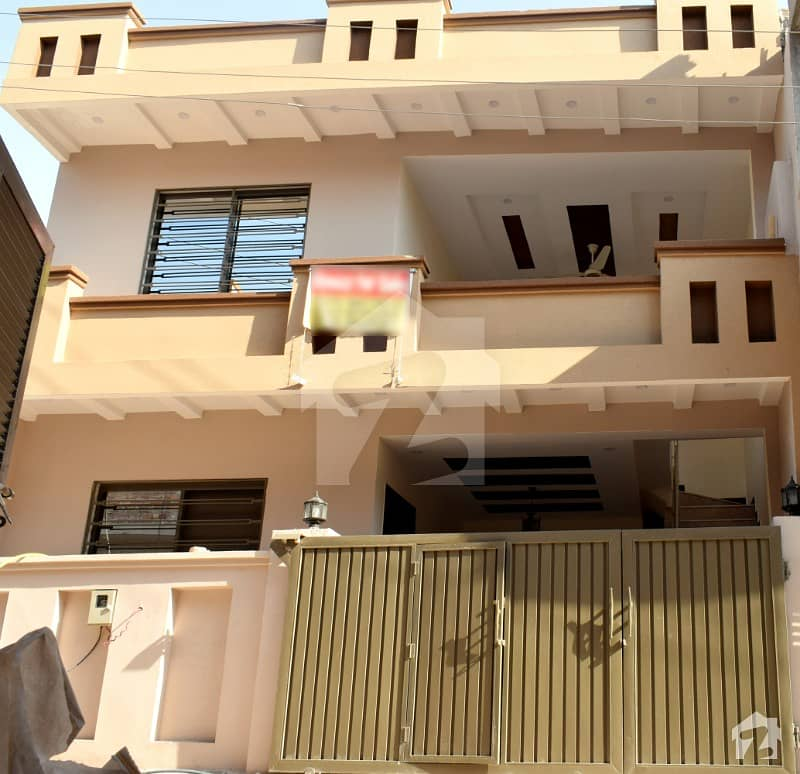 1. 5 Storey Brand New 5 Marla House For Sale