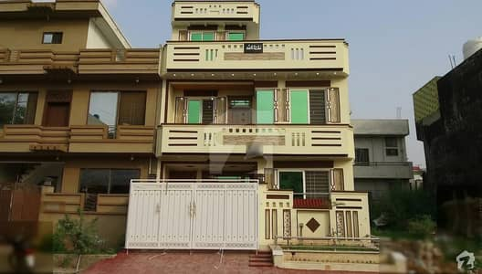 Solid Built Double Storey 25x40 House For Sale In G-13